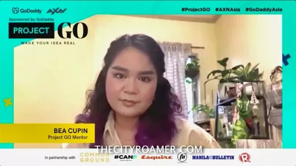 Bea Cupin, Entertainment and Lifestyle Editor of Rappler