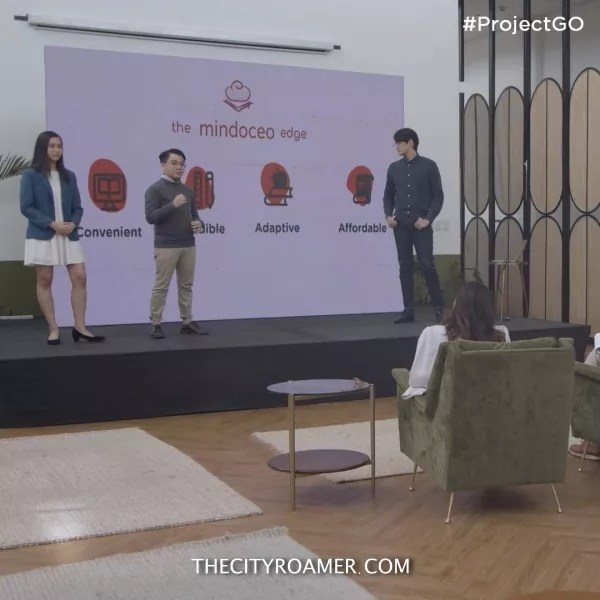 MINDOCEO pitching