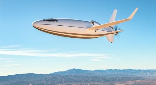 Meet the Whale Plane