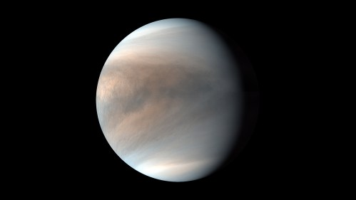 Astronomers May Have Detected Alien Life on Venus