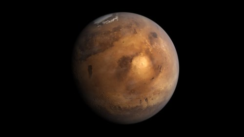 The First Sounds From Mars
