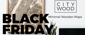 Black Friday CityWood Minimal Wooden map wood laser cut maps https://thecitywood.com/ CityWood is a wooden map artwork. City streets, water CityWood - Laser Cut Wooden Maps - Award Wining Design by architect and designer Hubert Roguski