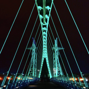 Lowry Bridge, Salford