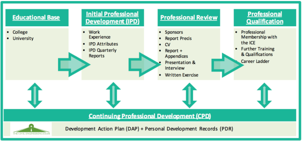 ICE IPD Professional Review Process TCEE