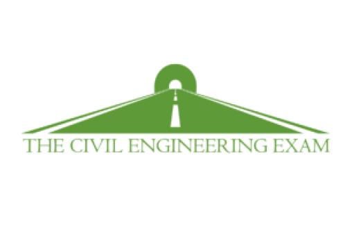 The Civil Engineering Exam Logo