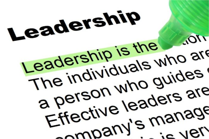 Management vs Leadership TCEE