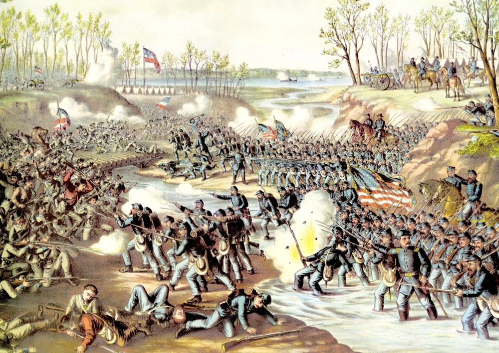 1862 April 16: Great Victory in Tennessee (2/2)