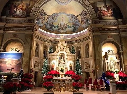 Hyacinth Basilica in Chicago