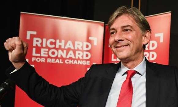 richard leonard