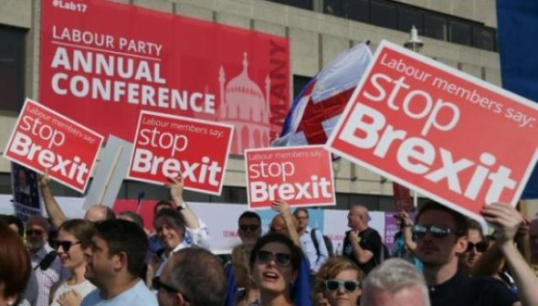 Image result for stop brexit LABOUR PARTY CONFERENCE