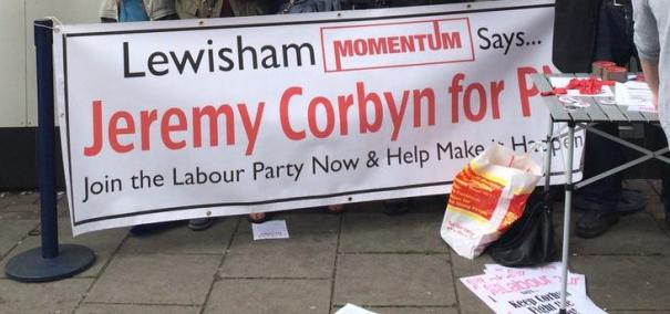 Image result for lewisham momentum