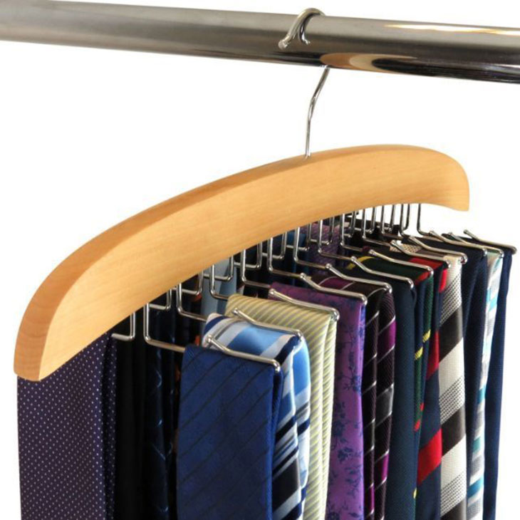 Dad Gifts Through The Ages: The Tie Rack | Classic Dad