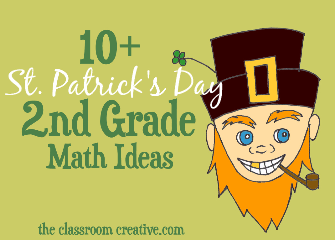 hight resolution of St. Patrick's Day Math Ideas for Second Grade