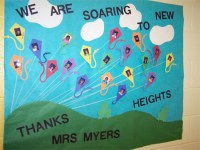 Teacher Appreciation Bulletin Boards