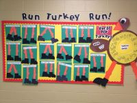 November and Thanksgiving Bulletin Boards