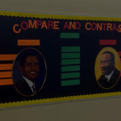 Venn Diagram Bulletin Board Trane Heater Wiring Black History Month Ideas