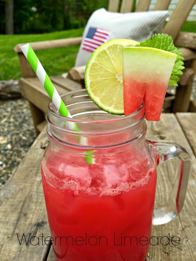 Watermelon+Limeade