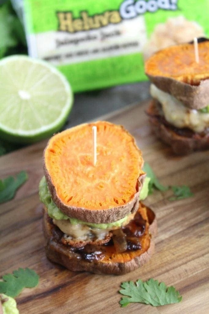 Sweet Potato Turkey Jalapeno Sliders Recipe
