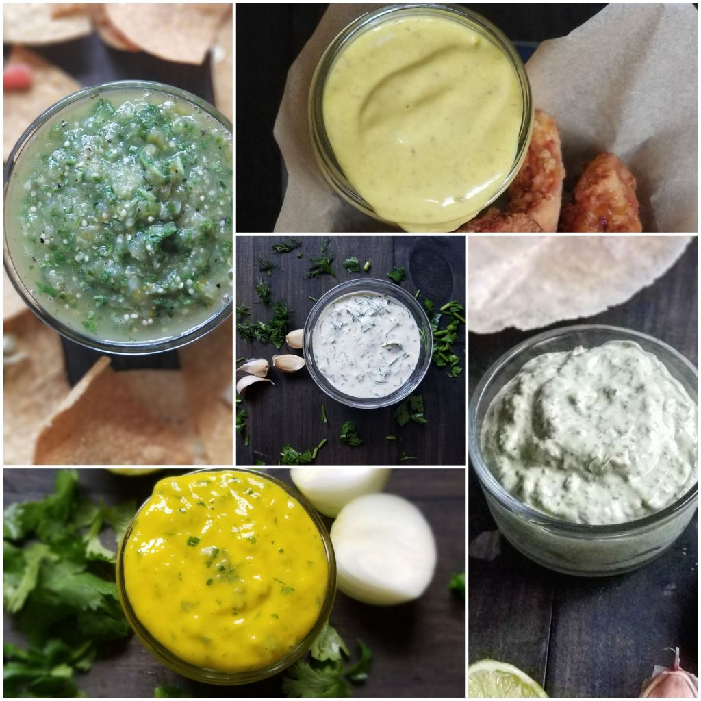 Easy Whole30 Dips Image