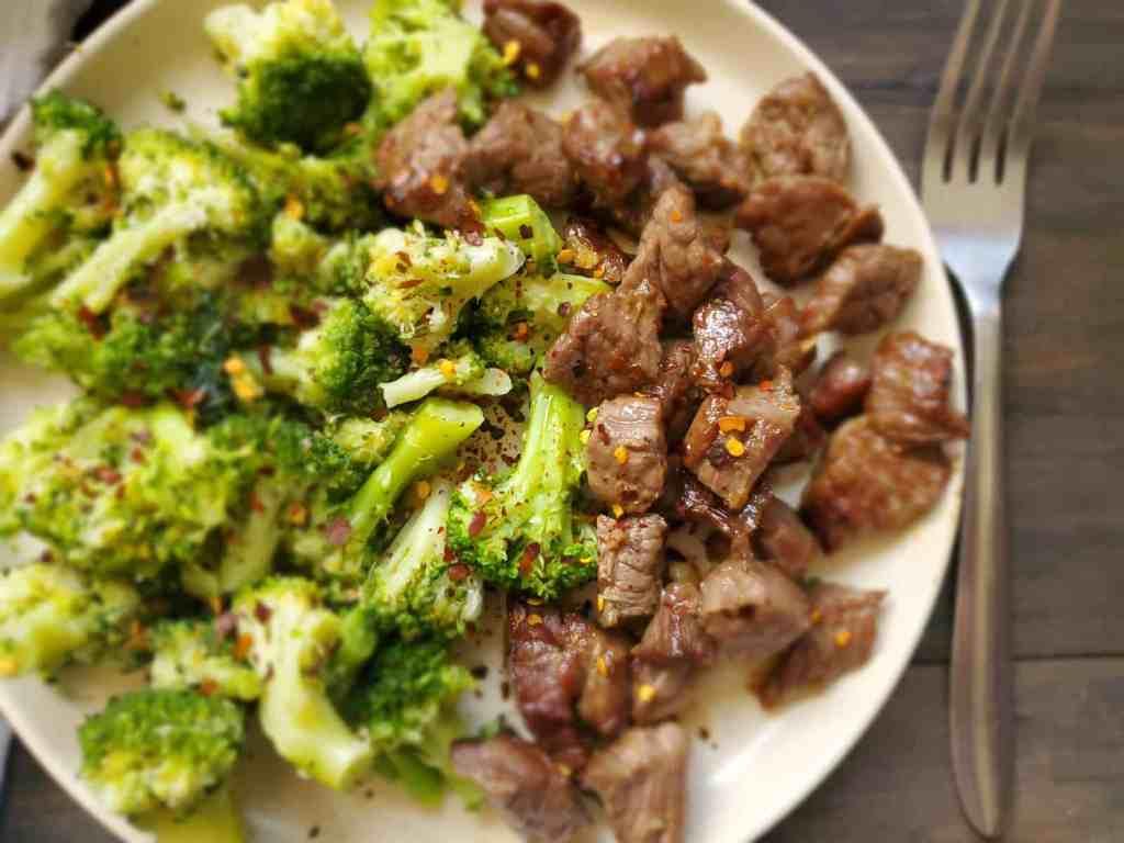Whole30 Beef and Broccoli Image