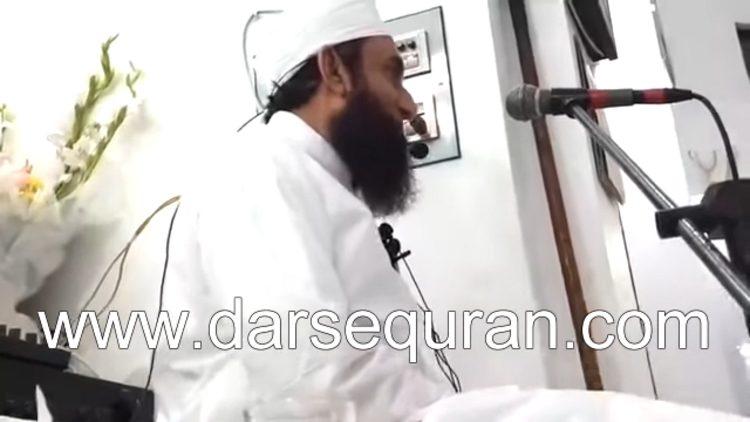 Featured Image - Video Kabhi Kisi K Gunnah Ko Dekh Ker Nafrat Na Kerna - Maulana Tariq Jameel (Urdu)