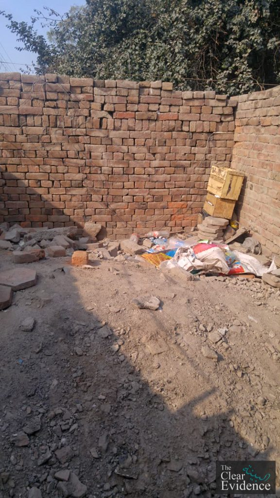 Request for Donations for Repair of Houses of 2 Needy Families in Muzafarabad, Multan-06