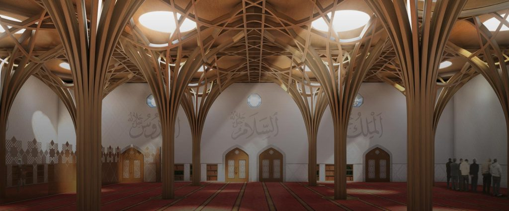 Featured Image - Cambridge Central Mosque, United Kingdom