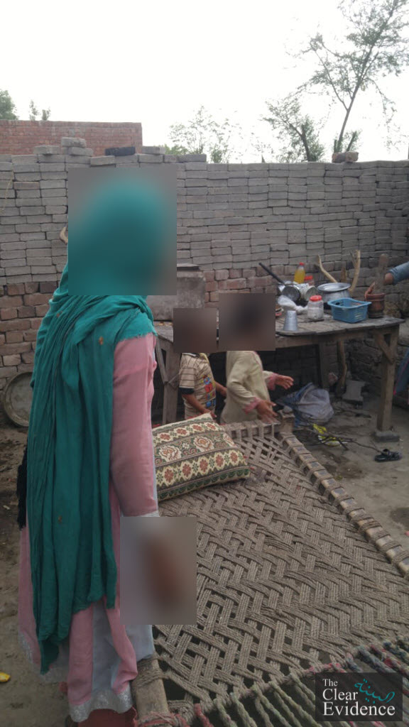Request for Donations for Construction of Two Rooms for a Needy Family