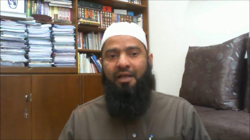 Featured Image - Video Celebrating New Year - Dr. Mohammad Najeeb Qasmi (Urdu)