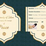 Featured Image - Live Lecture The Beauty of Islam in Conveying The Message of Peace - Sheikh Abdul Aziz Al-Hassan (English)
