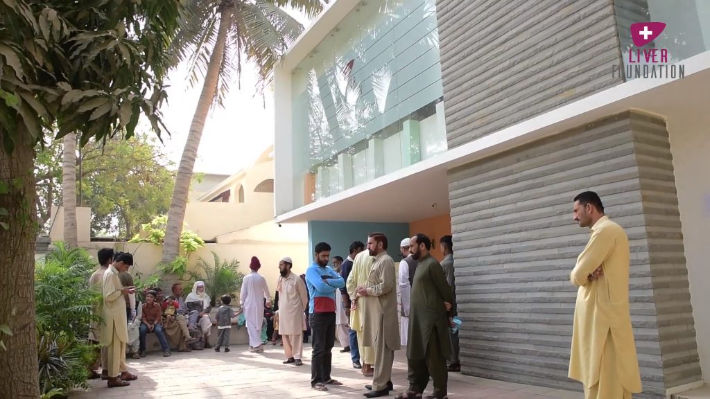 Featured Image - Free Medical Camp for Hepatitis B and C Screening in Karachi