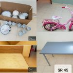 Featured Image - Sale of Used Items to Support the Caretaker of the Building - Oct 2019
