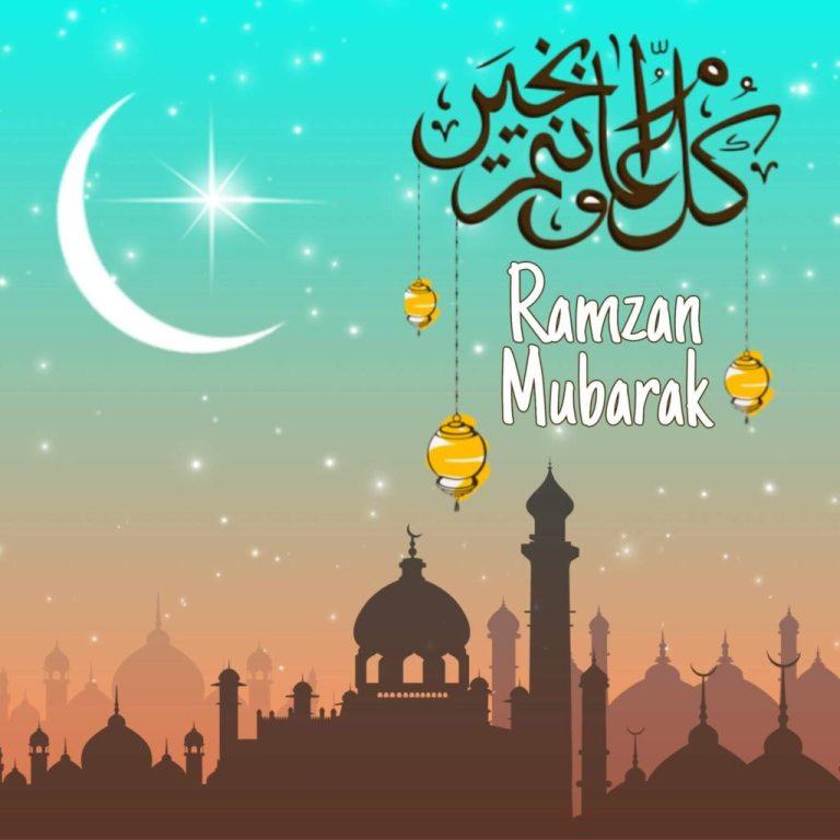 20200426 - Ramadan Greetings - Asif Ijaz