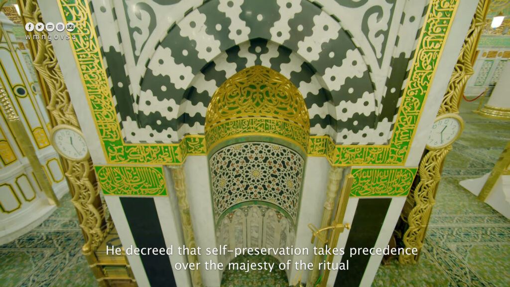 Featured Image - Masjid an-Nabawi During COVID-19 - Documentary - Darnasah Media