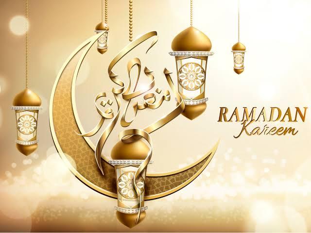 20210413 - Ramadan Greetings - Khurram Shamshad