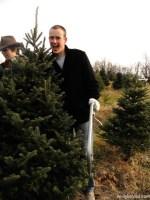 2011 - B's First Tree
