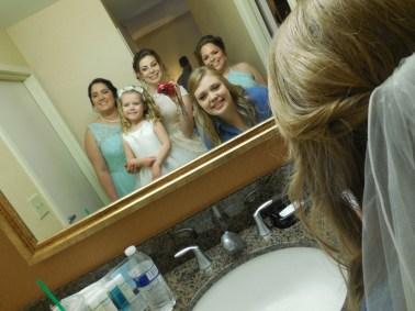 Bathroom Mirror Shot
