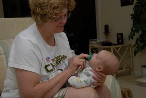 Micah_and_grandma