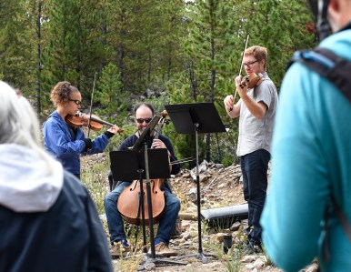 Trail Mix concert-1