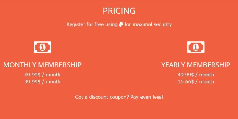 Chili Hunter pricing