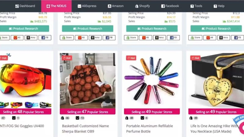 Sell The Trend product page