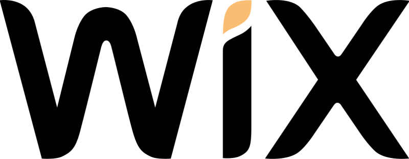 Wix blogging platform logo