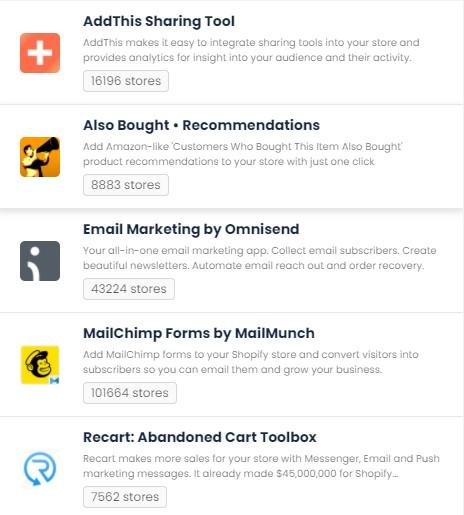 WoowLish apps