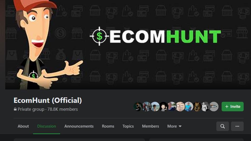 Ecomhunt Community