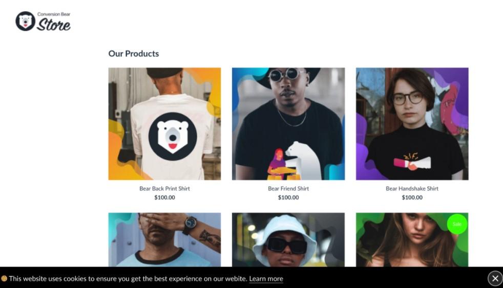 Ultimate GDPR EU Cookie Banner Shopify app