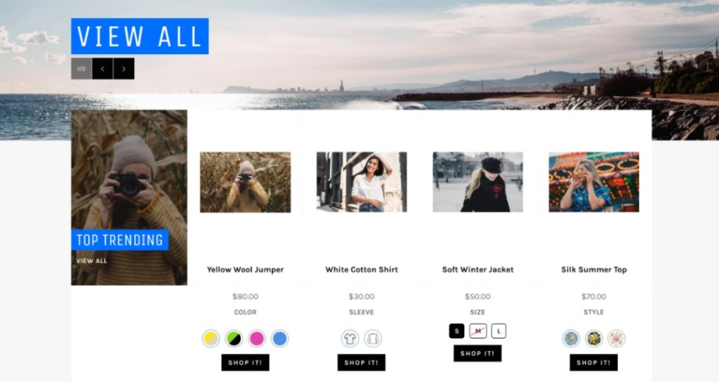 GVariant free Shopify app