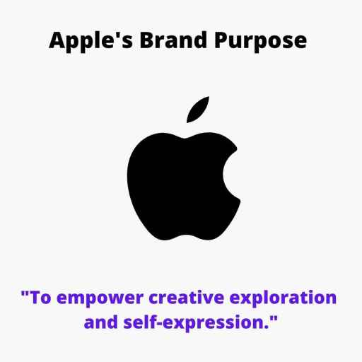 Apple brand purpose
