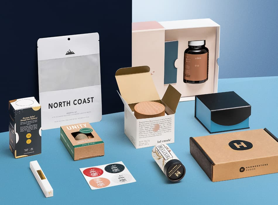 Custom packaging differentiation strategy