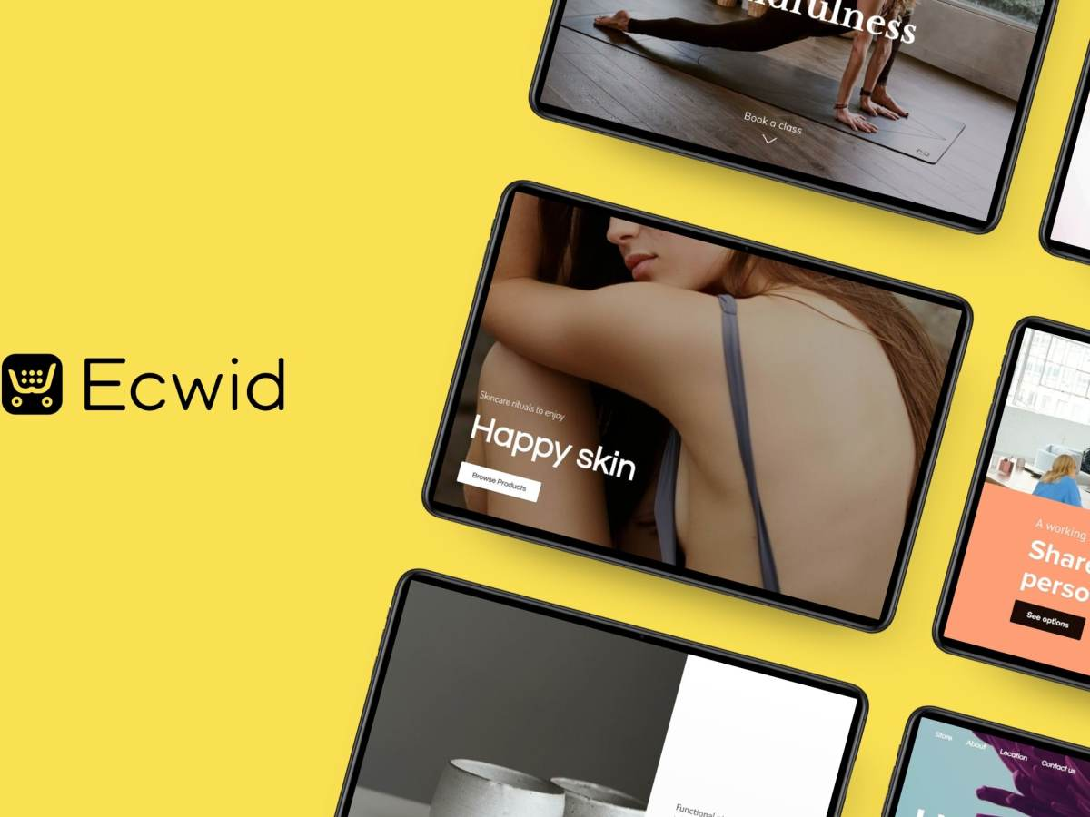 Ecwid review featured image