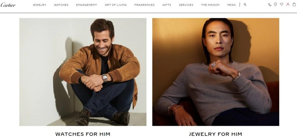Jewelry store graphics